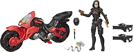 G. I. Joe Classified Series Special Missions: Cobra Island Baroness with C. O. I. L. Figure and Vehicle Set 13, Premium To...