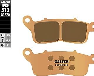 98-03 94-99 SK//K // GSF 1200 MEXITAL Pastiglie freno Semi-metallico Anteriori // GSX 1300 R 93-98 // GSXR 1100 W // TL 1000 R Posteriore per GSXR 750 RW//RX//RY//RK1-RK3 99-07 01-05