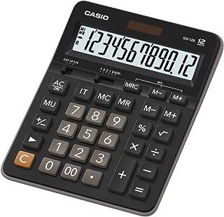 Casio GX-12B Value Series Desk Top/Compact Desk Type Calculator