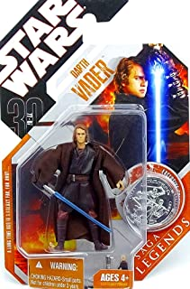 Star Wars: Saga Legends Darth Vader (Revenge Of The Sith) Ac