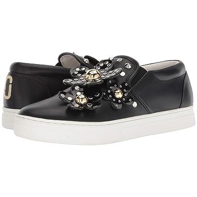Marc Jacobs Daisy Studded Slip-On Sneaker (Black) Women