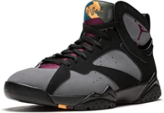 b64a96d6784 Nike Mens Air Jordan 7 Retro Bordeaux Black/Bordeaux-Light Graphite Suede Size  11