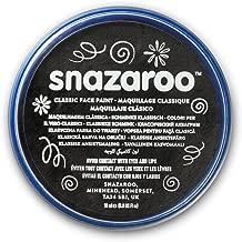 Snazaroo Classic Face Paint, 18-OZ or 18-ML, Black, 6 Fl