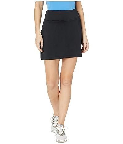 Nike Golf Flex Statement 17 Skirt (Black/Black/Black/Black) Women