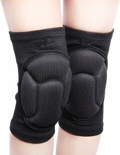 1par de rodilleras, hmp351s6afr8C-s6y protege el rodilla, para voleibol, Rugby