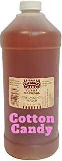 Bickford Flavors 4X Cotton Candy Extract Flavoring - 32 fl. oz.