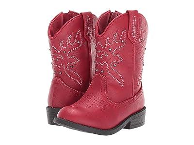 Nina Kids Mirabela (Toddler/Little Kid) (Red) Girls Shoes