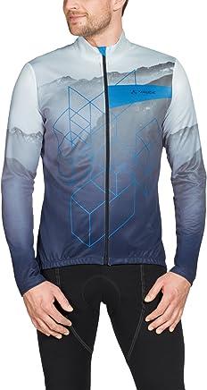 Vaude Men's Matera Wool Cycling Jersey Shirt, Men, Matera Wool Tricot
