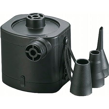 キャプテンスタッグ 電動エアーポンプ 電池式 M-3402