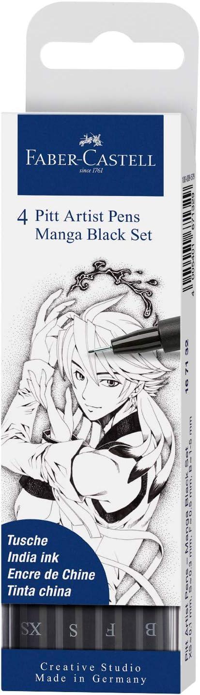 Microfibras Faber Castell para Manga Set 167132
