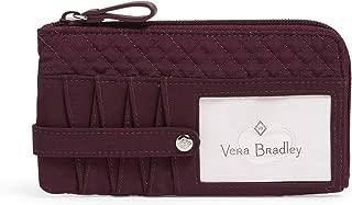 Vera Bradley Iconic RFID Ultimate Card Case, Microfiber