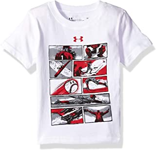 Under Armour Boys' Short Sleeve Graphic Tee
