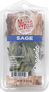 Meyer Farms, Herb Sage Organic, 0.75 Ounce