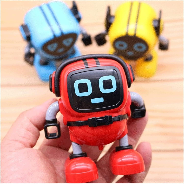 Sdesign Robot Gyro Fingertips Battle with Pull Ruler Battle Gyro
