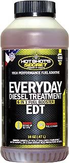 Hot Shot's Secret HSSEDT16Z Diesel Fuel Additive, 16. Fluid_Ounces