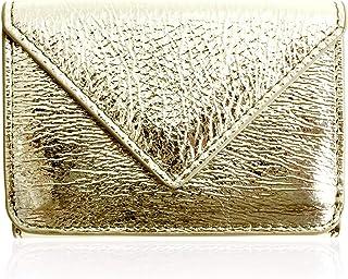 MALTA 三つ折り財布 ミニ財布 メンズ レディース コンパクト 小さい 財布 レザー 牛革 小銭入れ カード入れ 大容量 シンプル フォーマル 3つ折り