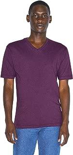 Fine Jersey Classic Short Sleeve V-Neck T-Shirt