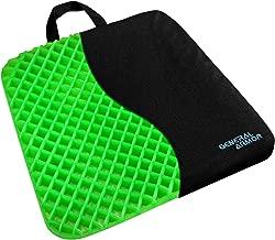 Cojín ortopédico de gel para sentarse - Postura Saludable Y ...