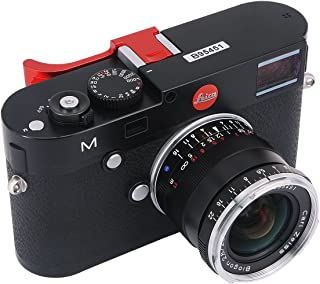 Haoge THB-M24R Metal Hot Shoe Thumb Up Rest Hand Grip for Leica M Typ240 M240 , M-P Typ 240 M240P , M Typ262 M262 , M-D Ty...