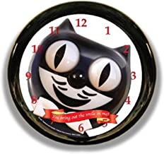 product image for Kit-Cat Retro Round Wall Clock
