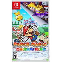 Paper Mario: The Origami King - Nintendo Switch (2020)
