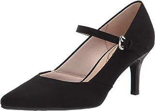 حذاء نسائي من Life Stride، أسود، عرض 10