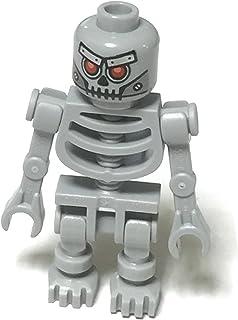 LEGOブロック・純正パーツ・ミニフィグ>skeleton ロボ・スケルトン 【並行輸入品】