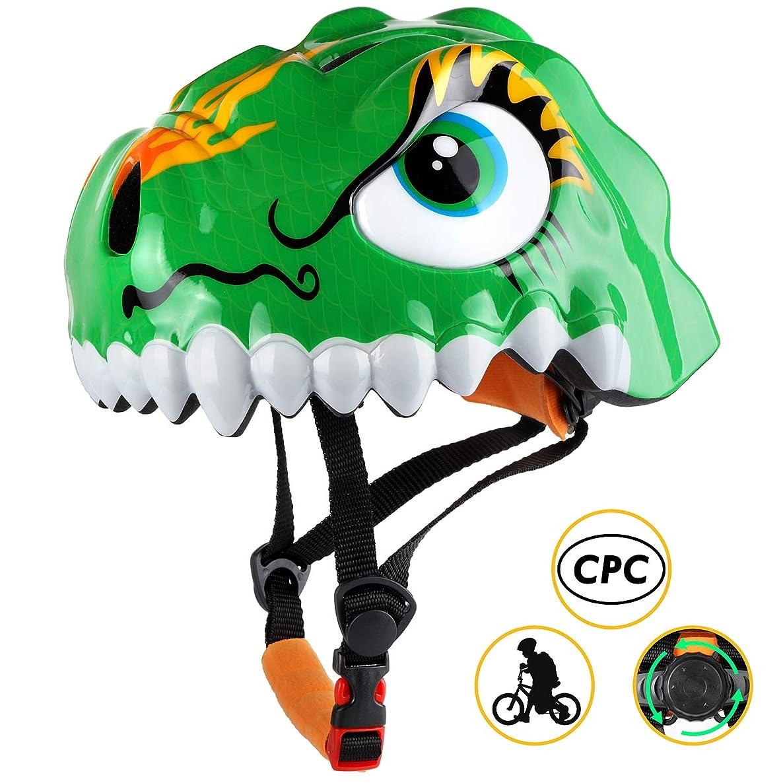 一時解雇する学者非武装化Shinmax子供ヘルメット 自転車 ヘルメット 3-12歳キッズ 幼児 軽量 かわいい スポーツヘルメット 45~55cm 通学 スキー 登山 バイク スケートボードキックボード インラインスケート BMX MTBなど適用