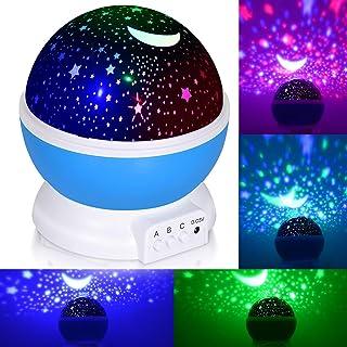 Adoric Proyector Lámpara De Dormir Lámpara Infantil Lá