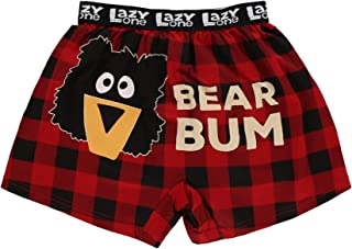 Lazy One Funny Boxers, Novelty Boxer Shorts, Kids` Underwear, Gag Gifts for Boys