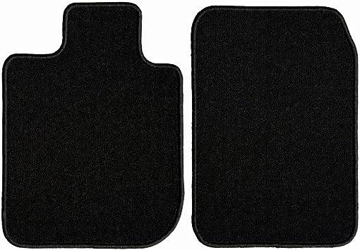 Leopard GG Bailey D4112A-S1A-LP Two Row Set Custom Fit Floor Mats for Select Chevrolet Lumina Models Polypropylene Fiber