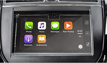 RUIYA Control Screen Protector for 2017-2018 Maruti Suzuki Vitara Brezza smart play infotainment system HD Crystal Clear I...