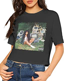 SZA Ctrl Summer Women's Fashion Breathable Short-Sleeved T-Shirt