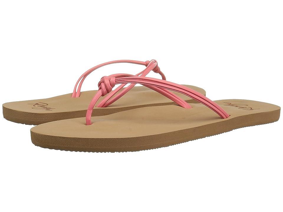 Roxy Kids Lahaina II (Little Kid/Big Kid) (Coral) Girls Shoes