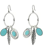 Lucky Brand - Multi Charm Earrings