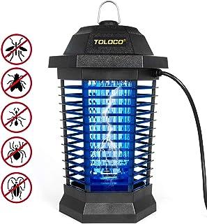 SEVERINO Bug Zapper for Outdoor Mosquito Killer - Fly Trap Mosquito Attractant Trap Insect Zapper