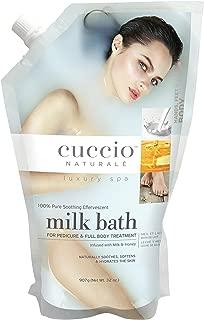 cuccio luxury spa