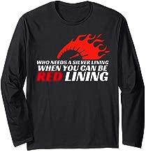 Rubbing Is Racing T shirt Stock Car Racing Tshirt Men Women Long Sleeve T-Shirt