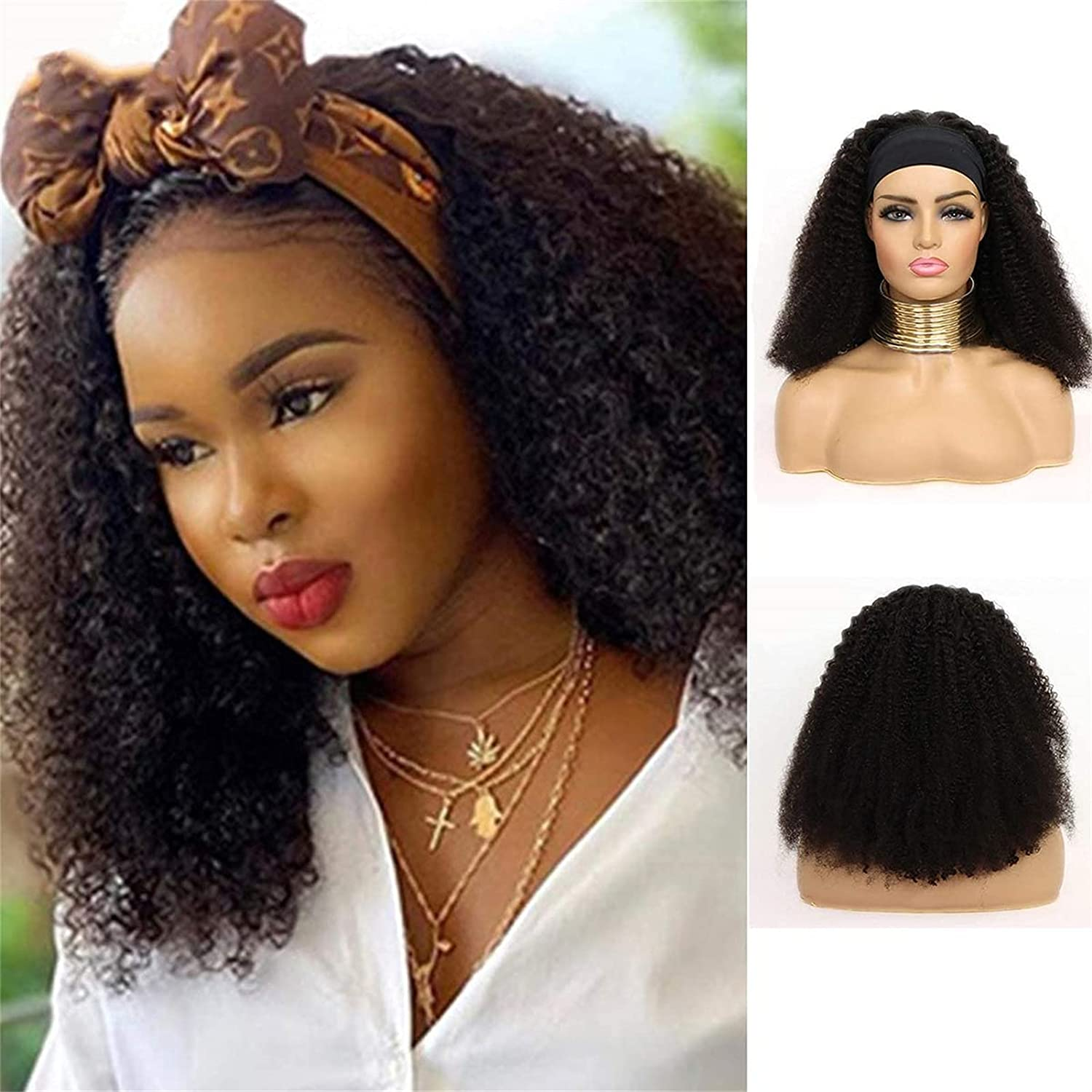 Free Shipping New Hair Limited time trial price Replacement Wig Afro Wigs for Black Curly Women