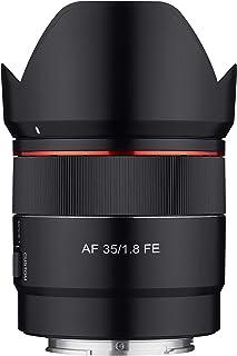 SAMYANG AF 35mm F1.8 Autofocus Lens for Sony FE Black