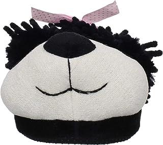 [aroma home] Fuzzy Friends Women's Panda Slipper [並行輸入品]