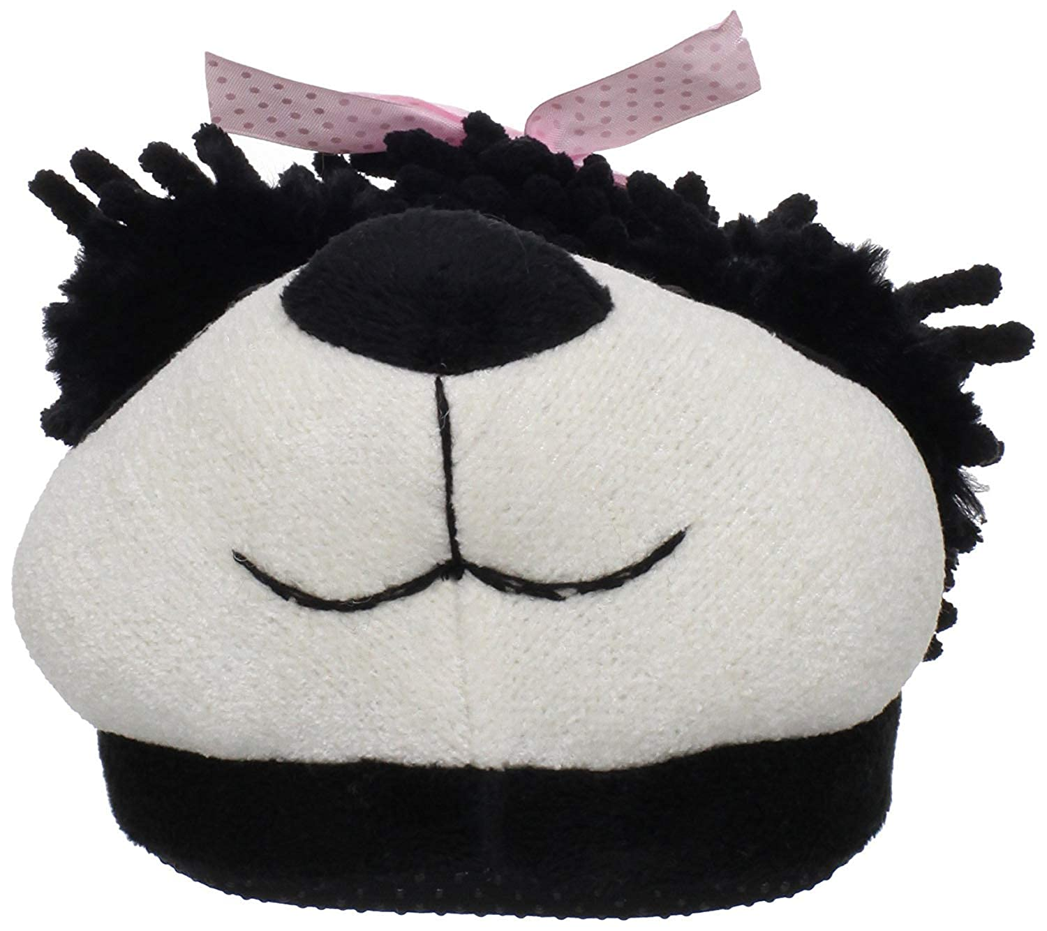 [aroma home] Fuzzy Friends Women's Panda Slipper [並行輸入品]