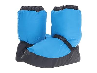 Bloch Warm Up Booties/Slippers (Blue Fluorescent) Women