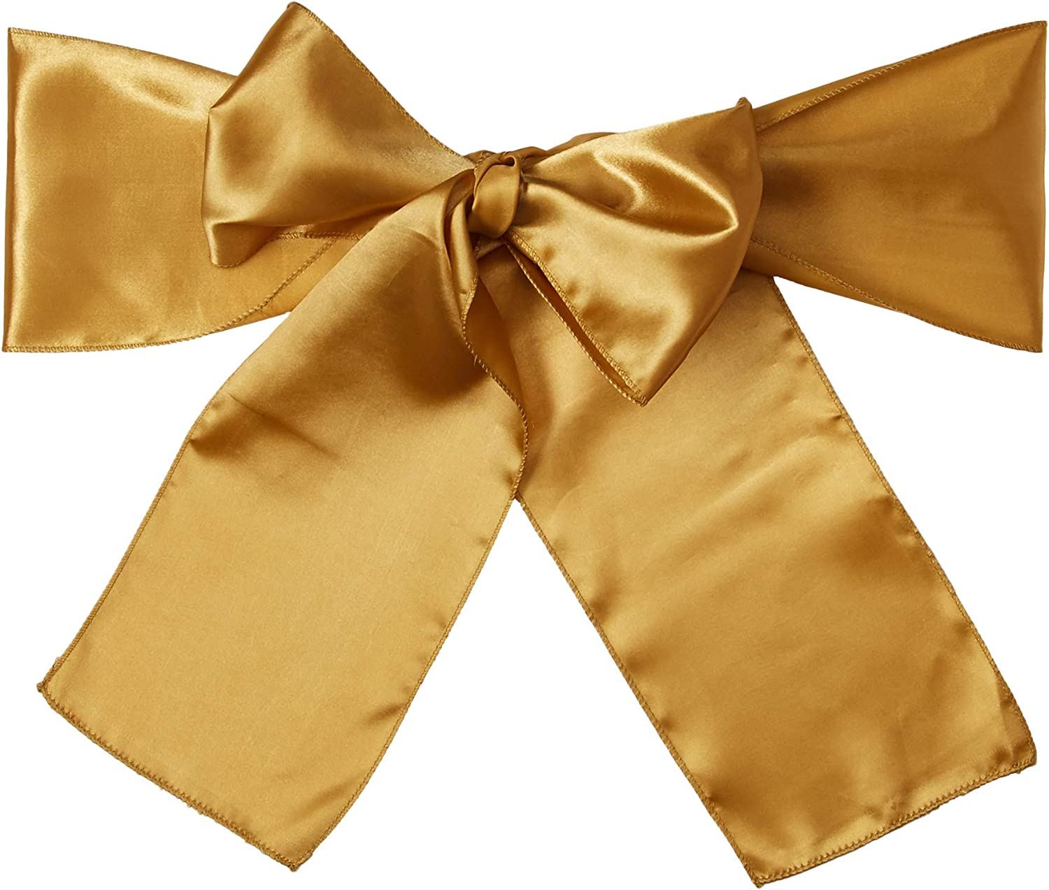 price mds Pack of Large discharge sale 25 Satin Chair Sashes sash Wedding and for Event Bow