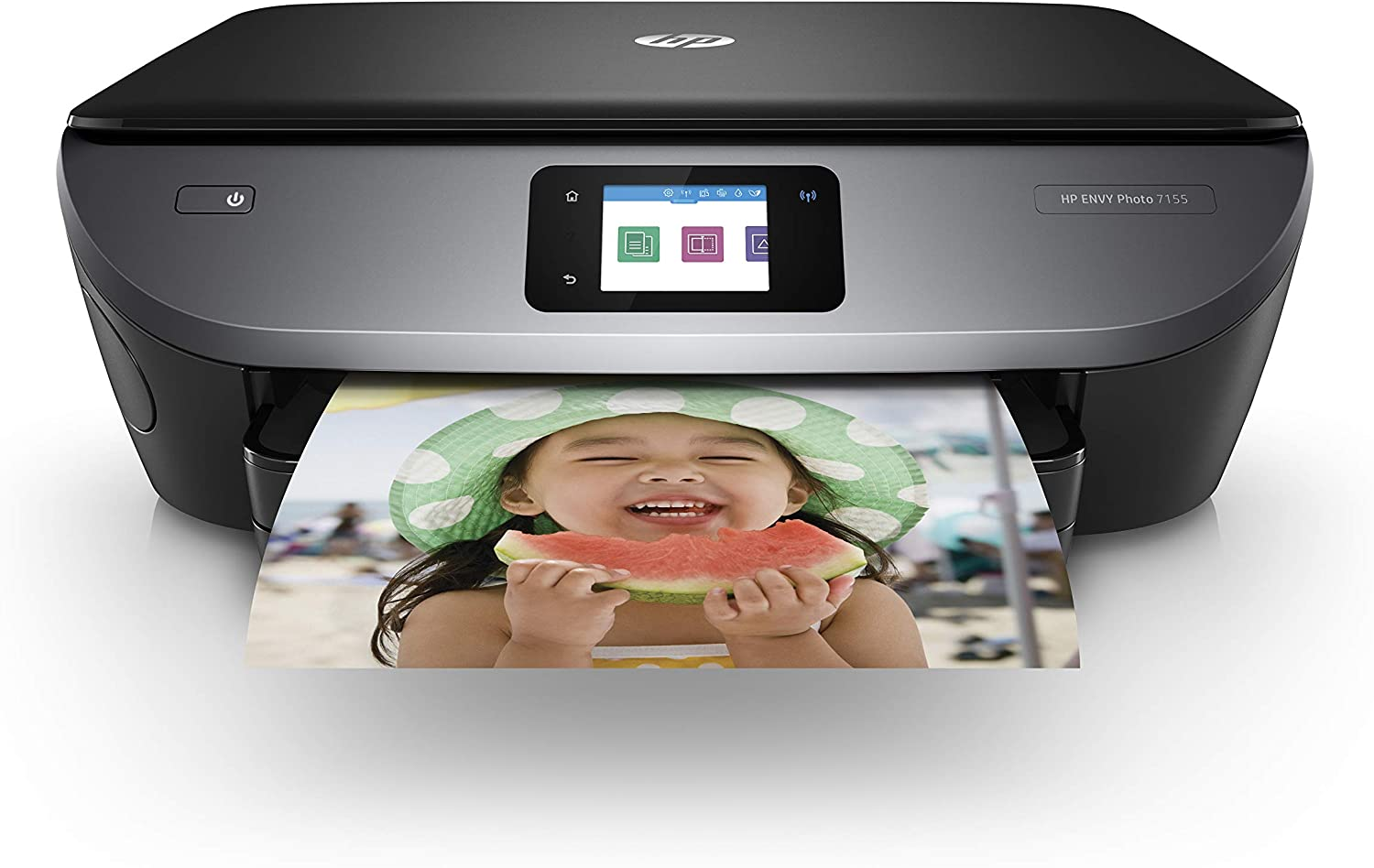 HP ENVY Photo 7155 All-in-One Photo Printer with Wireless Printer