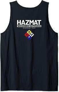 HAZMAT Hazardous Material Response Team Technician Tank Top