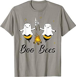 Boo Bees Camping Bees Costume Boo Camping Halloween T-Shirt