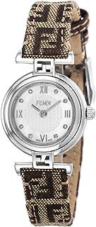 [フェンディ]FENDI 腕時計 MODA ホワイトパール文字盤 ダイヤ F271242DF レディース 【並行輸入品】