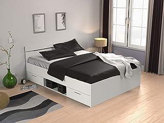 Suchergebnis Auf Amazonde Für Bett Mit Schubladen 140x200