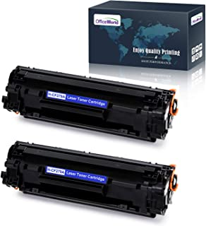 OfficeWorld 79A CF279A Compatible Toner Cartridge Replacement for HP 79A CF279A (Black, 2-Packs), for use in HP Laserjet Pro M12w M12a M26nw M26a Printer